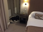 Lord Crewe Arms - Sleeping in the master suite